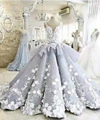 Wedding and evening dresses