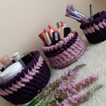 Crochet 3 pieces